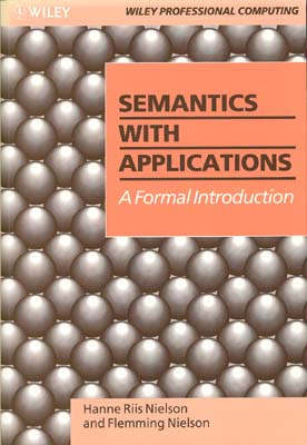 Semantics with Application by Hanne Riis Nielson & Flemming Nielson